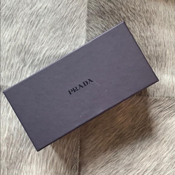 Prada Other - PRADA Gift Box - Navy